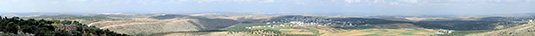 general view from pduel israel